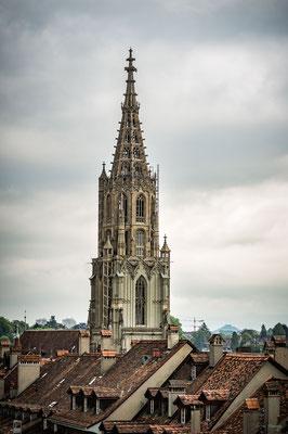Münster, Altstadt Bern