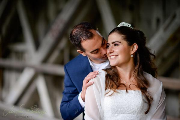 Brautpaarshooting, Hochzeit Schwarzenburg
