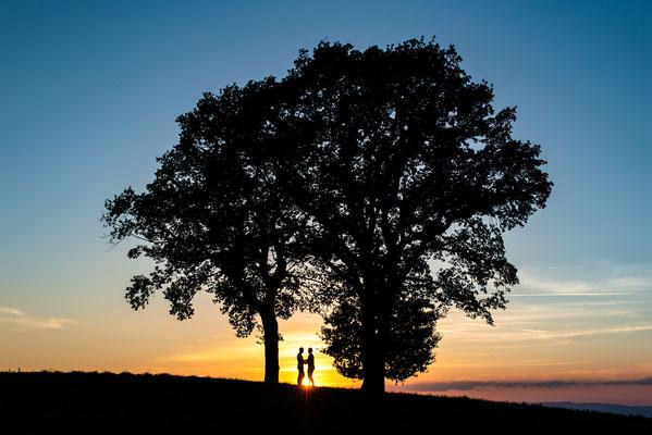 Verlobungsshooting Region Gantrisch