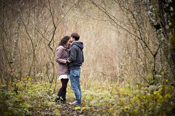 Verlobungsshooting Schwarzenburg