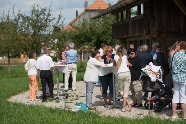 Hochzeit Tätschdachhaus Schwarzenburg