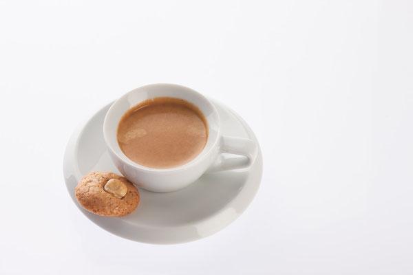 Walküre Espresso-Tasse Rossi 60 ml weiss