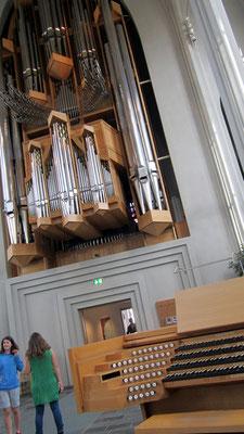 Orgel der Hallgrímskirkja