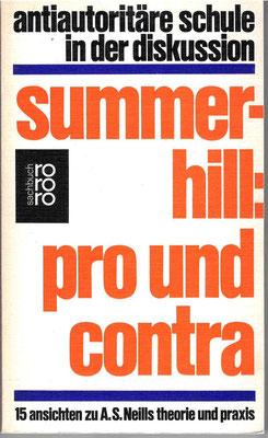 summerhill: pro und contra