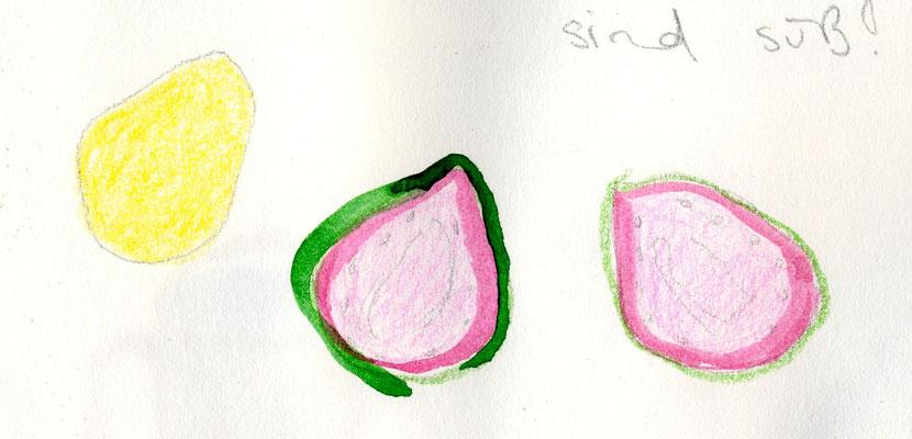 Guaven beissen