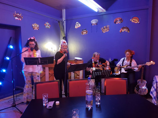 """""""Stubetemusik""""     Foto: Brigitte Leber"""