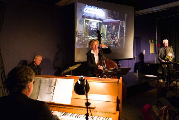 "Stolen Moments ""Die Jazz-Baroness""  Foto: Götz Walter"