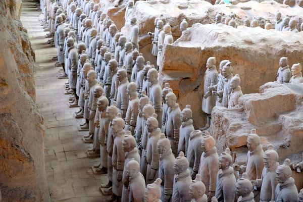 Xi'An - Terracotta-Armee