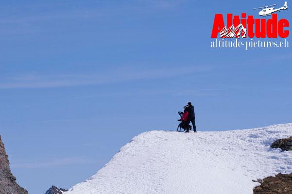 Le Mont Gond culmine à 2667 mètres d'altitude