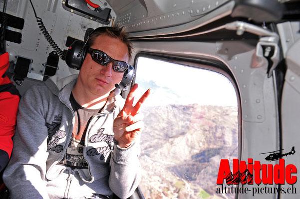 ... et Pascal Bitz, notre cameraman