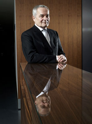 Hans Wall, CEO Wall AG