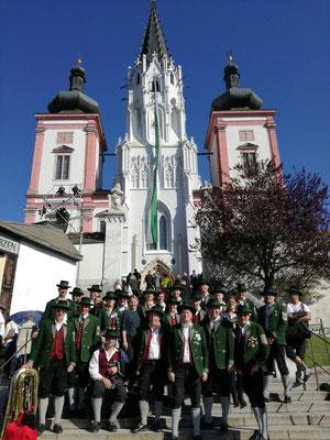 Mariazel Musikerwahlfahrt 30.9.-1.10.2017