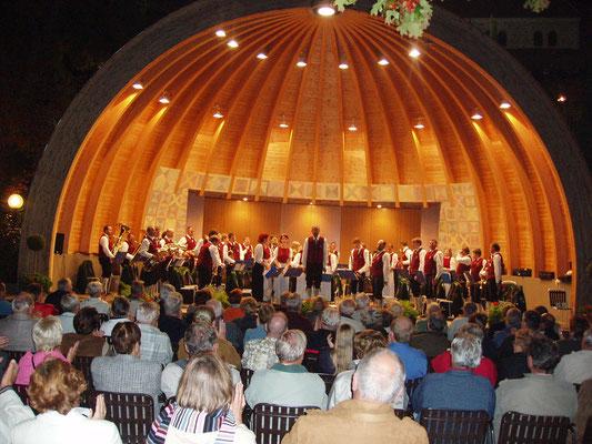 Konzertreise Südtirol 2004