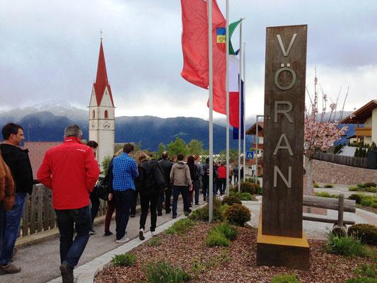 Konzertreise Südtirol 24.-26.5.2013