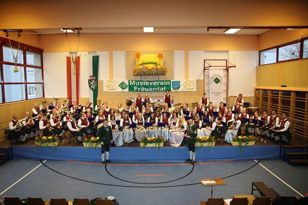 Jubiläumskonzert 50 Jahre MVF