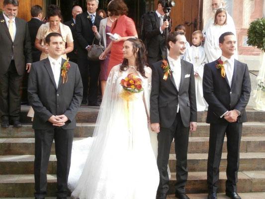 Hochzeit Anita & Werner 14.9.2013
