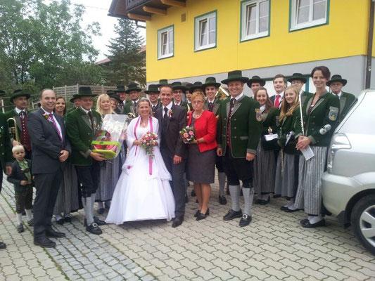 Hochzeit Astrid und Christian 28.9.2013