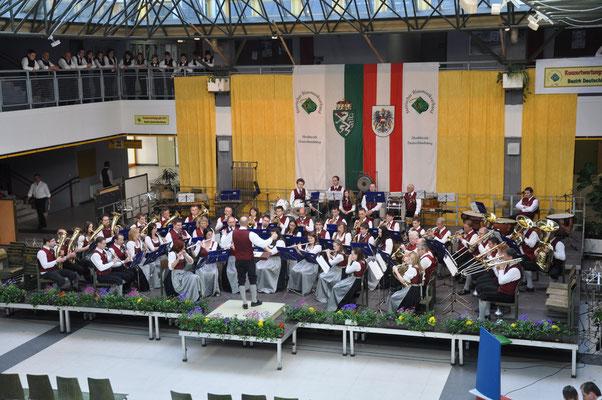 Konzertwertung 3.4.2011 mit ausgezeichnetem Erfolg in Stufe C
