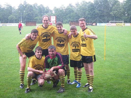 Vereinsfußballturnier 2012