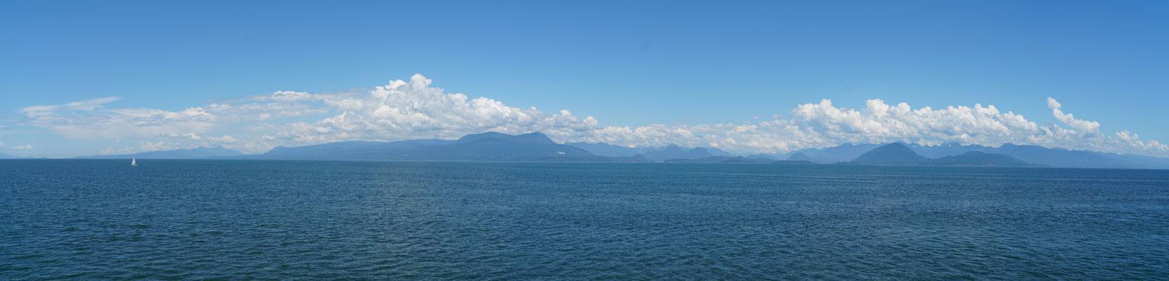 Küste vor Vancouver