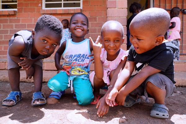 Kinder in Muden