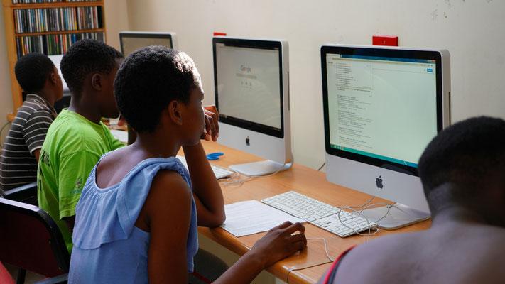 Recherche an den neuen iMacs