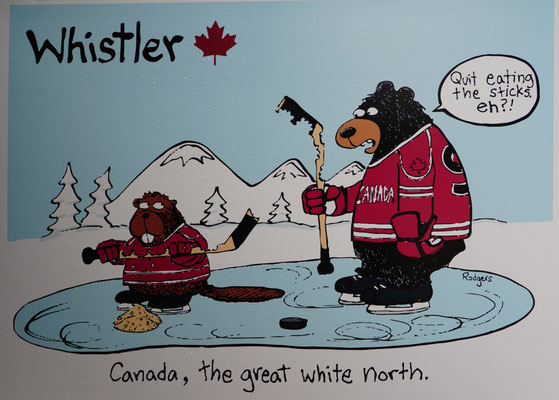 Humor in Kanada