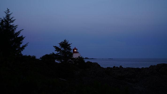 Lighthouse am Pacific Rim