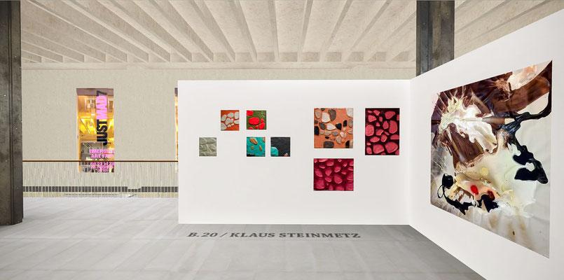 Las galerías ofrecen una diversidad de obra muy interesante.