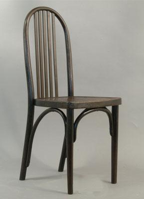 Thonet Stuhl nach der Restaurierung | Foto: A. Fehse