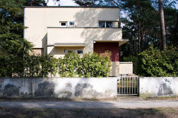 Richard Neutra-Villa in Zehlendorf, Berlin | Foto: A. Fehse, 2013