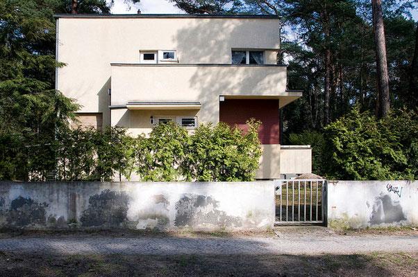 Richard Neutra-Villa in Zehlendorf, Berlin | Foto: A. Fehse, 2013