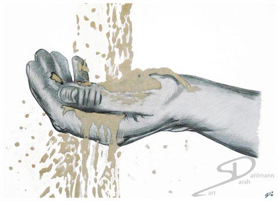 Sarah Esslinger-Dahlmann, Zeichnung (drawing)