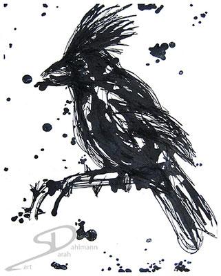 Sarah Esslinger-Dahlmann, Schnellskizze (quick sketch)