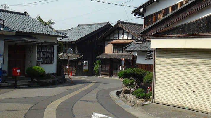 福井方面入口