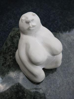 Titel: Die Klara, Maße: 7,5 cm, Jahr: 2008