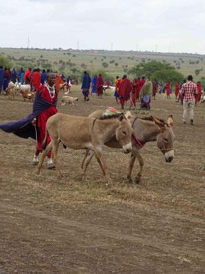 Maasai-Markt