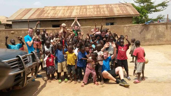 Zu Besuch bei den Projekten der Uganda-FW