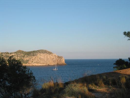 La Dragonera, westlich von Andratx