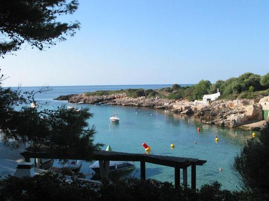 blaues Wasser, schöne Buchten, Mallorca hat viele davon!