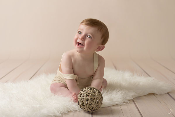 photo bébé 9 mois