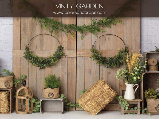 Vinty Garden Mixte