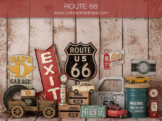 Route 66 Mixte