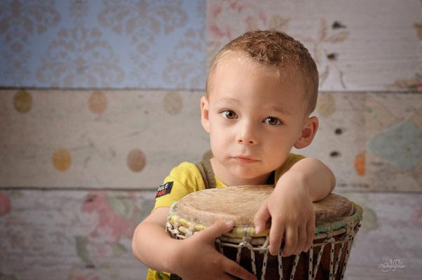 Photo enfant 3ans Chateauneuf les martigues