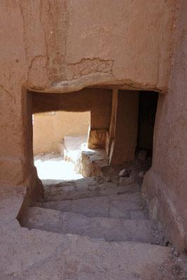 In der Kasbah