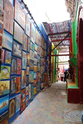 In den Straßen der Medina