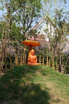 Ein kleiner Buddha