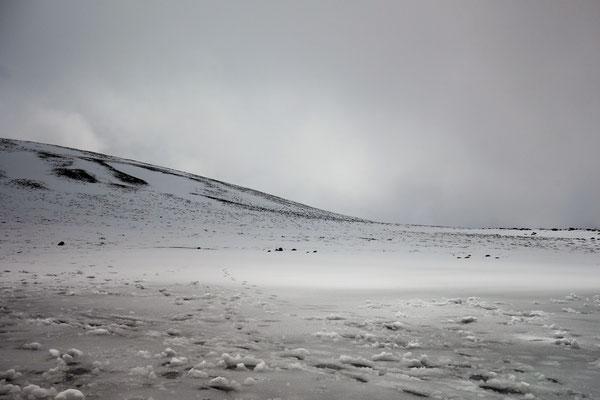 Schnee soweit man schaut