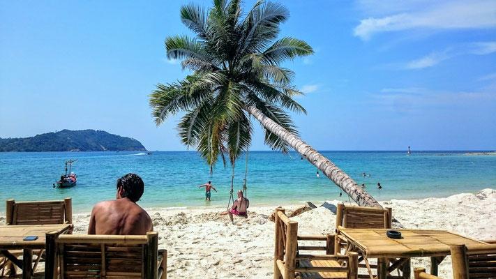 Traumstrand auf Koh Phagan