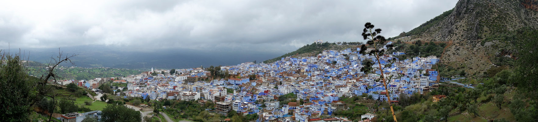 Die Medina von Chefchaouen